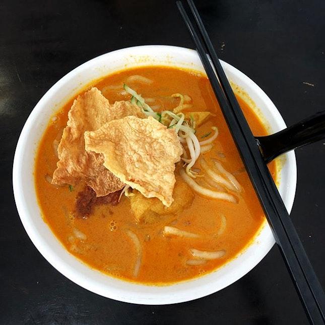 [JB Makan trip] - 1st stop Nonya breakfast Nonya Laksa | Nasi Lemak | Nonya Mee Suah | Fried Egg | Dry Mee Siam | Bur Bur Cha Cha .