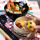 [ Dreamworks Koukou Cafe ] Usually you won't expect much of the food at themed cafes.