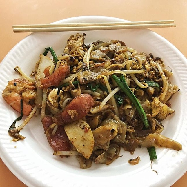 Char Kway Teow from Dong Ji Fried Kway Teow  The char kway teow here is easily one of the best to have here!