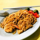 Fried Hokkien Mee from Cuppage Fried Kway Teow .
