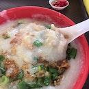 Fish Porridge 鱼粥 ($3)