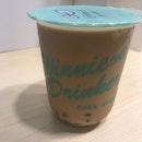 English Afternoon Milk Tea + Honey Pearls ($2.90 (M) + $0.50)