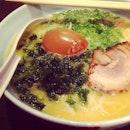 Marutama Ramen 🍜 #marutama #ramen #food #foodie #foodporn #foodpics #foodspotting #foodforfoodies #sharefood #yummy #yum #sgig #instasg #instafood #sgfood #singapore #instagram