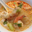 Tom Yum. Bangkok.