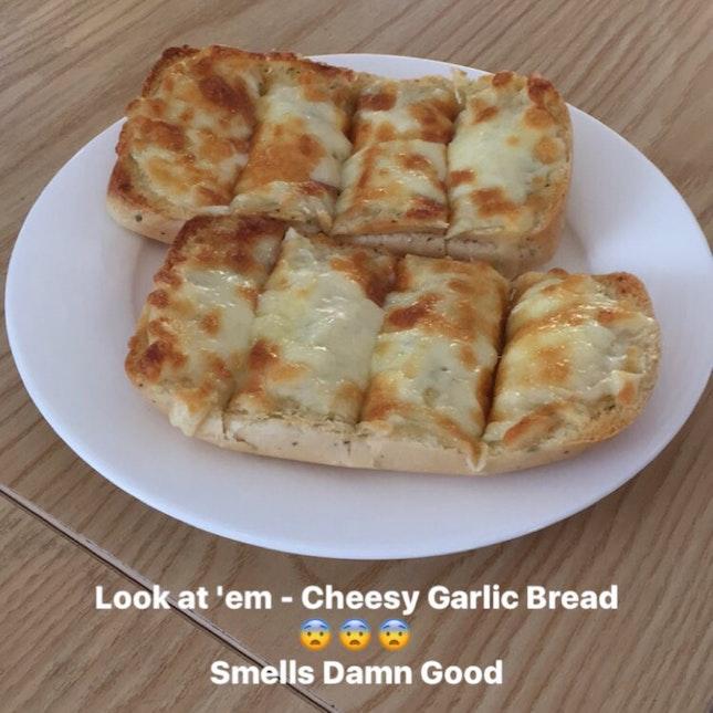 Garlic Bread W/ Cheese
