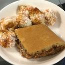 Sweet Potato Ondeh Ondeh & Peanut Butter Min Jiang Kueh