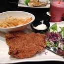 This Chicken Cutlet is delicious!