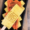 I love this kind of tamagoyaki but i find it a little sweet.