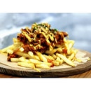Fancy some Kimchi Cheese fries instead of the usual Truffle fries?