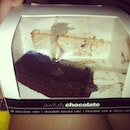 Bought #Awfully #Chocolate #cake from ION Orchard!