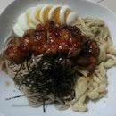 #Weekend #HomeCooked #Dinner #Teriyaki #Chicken #Soba