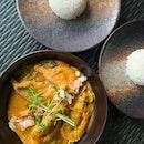 📌 Prawn Bestador With Coconut Curry