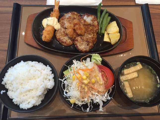 Japanese Wafu Steak