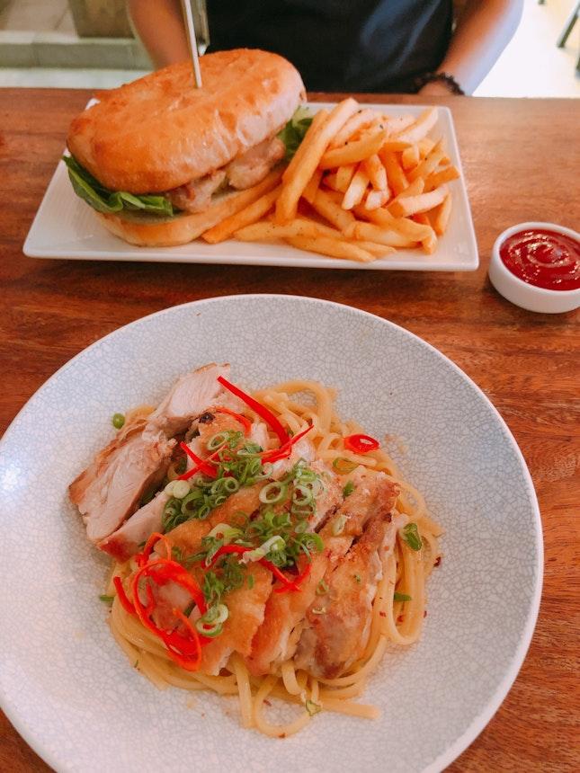 Set Lunch Menu
