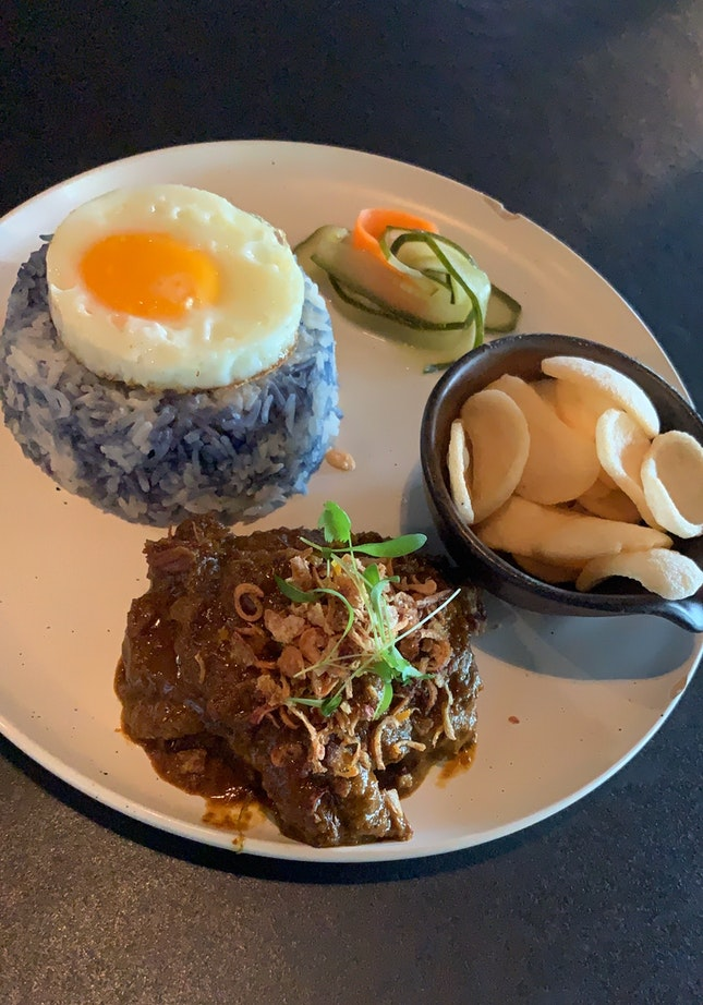 Wagyu Beef Cheek Rendang