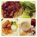 #lunch with mummy