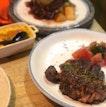 Delicious Grilled Iberico Pork & Ribeye
