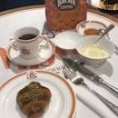 Pistachio Croissant W Coffee