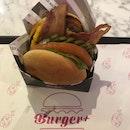 Avocado Bacon Cheeseburger