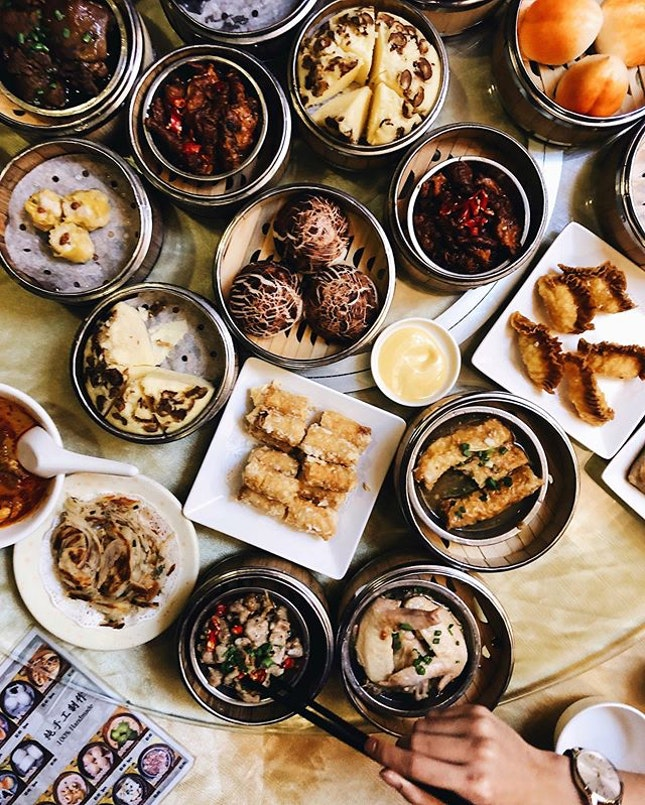 psa: 20% off all dimsum items between 10pm to 10am at @212teochew!