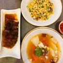 Duck Fried Rice, Roasted Duck, Duck Soup & Tomato Duck Pie