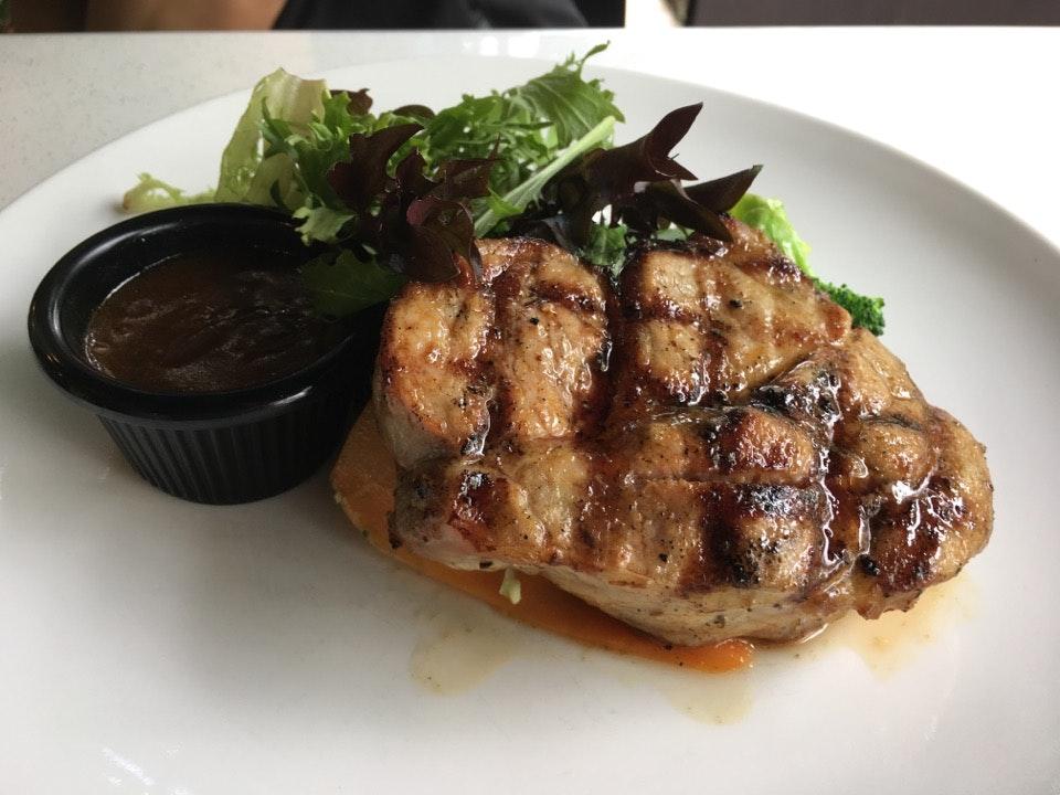 Ribeye Pork Steak