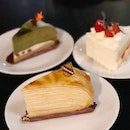 Legendary Fresh Cream Cake ($5.10) White zebra ($4.70) Matcha cake ($4.70) Overall ⭐️ 4/5 ⭐️ 🍴With many outlets all over Singapore, #chateraise is a good option for a yummy Japanese treat, selling a wide range of cakes, pastries & snacks.