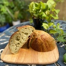 Pandan Sourdough