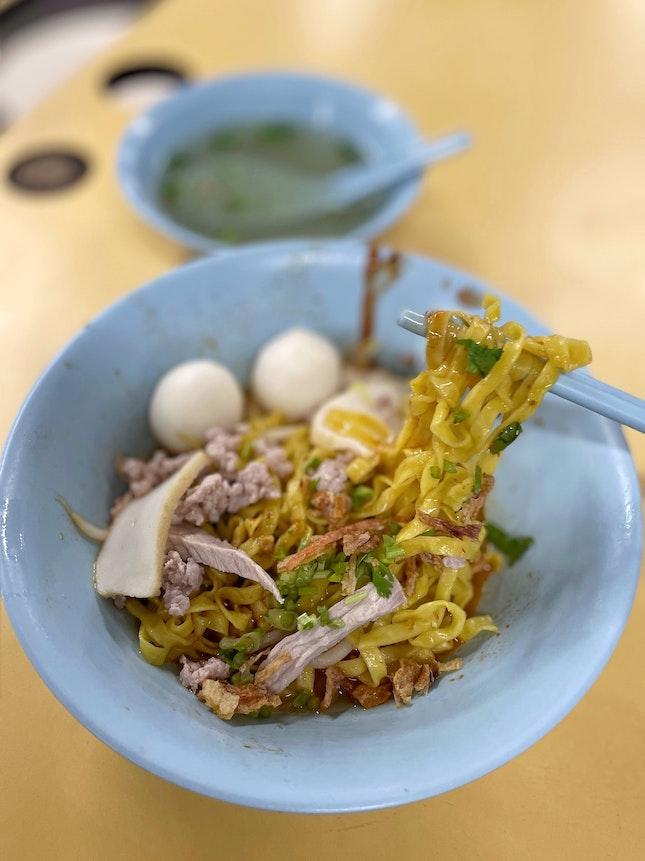 Fishball Noodle