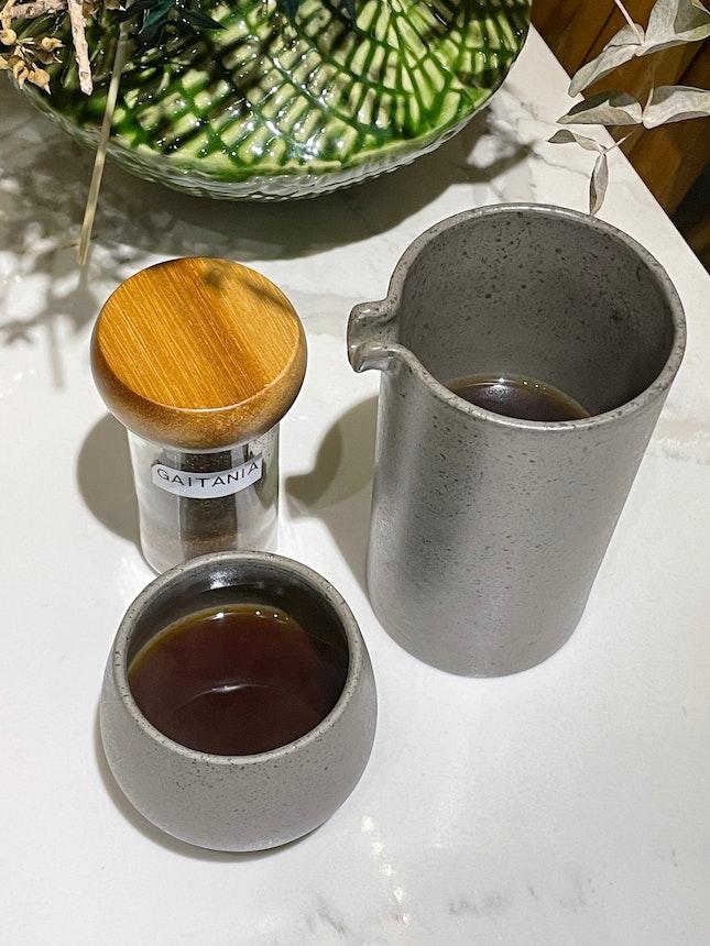 Coffee ($8)