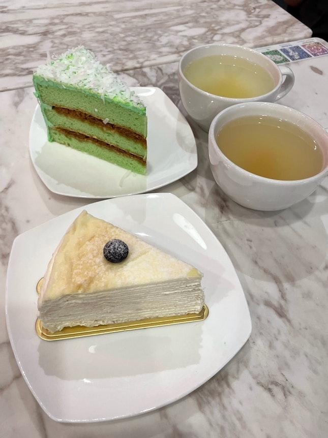 Cake & Drink Set