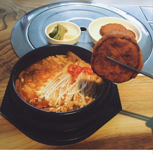 First Meatless Korean Restaurant