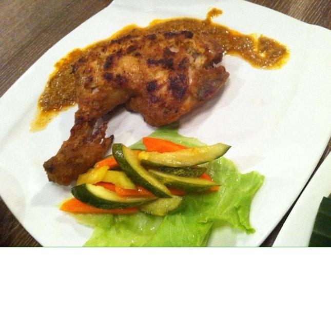 Ayam Panggang Padang