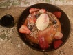 Berry Risotto Pancake