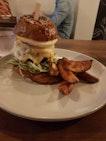 raclette burger!