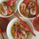 Fei Zai Pork Rib Prawn Noodle