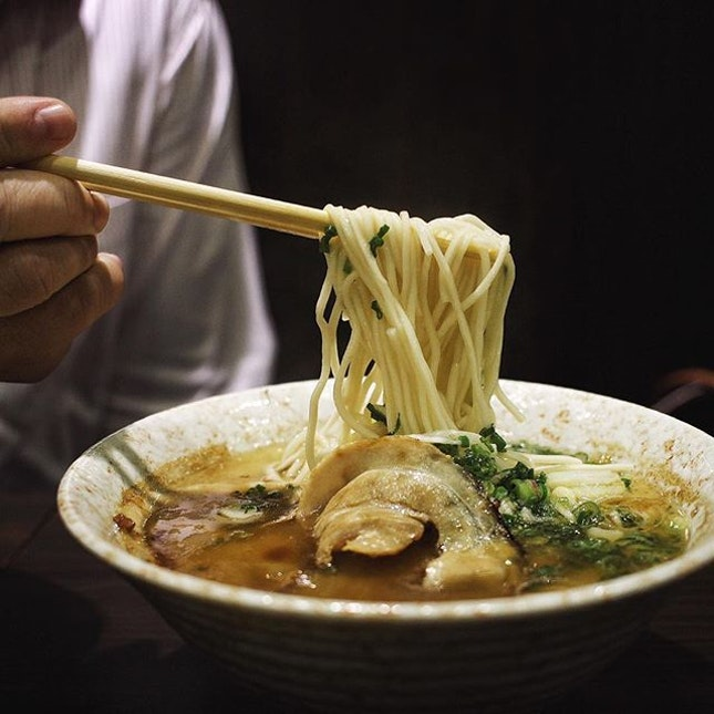 I'm sure many of you may have seen or heard about the Fire Ramen at Shin-Sapporo, located at Orchard Gateway.