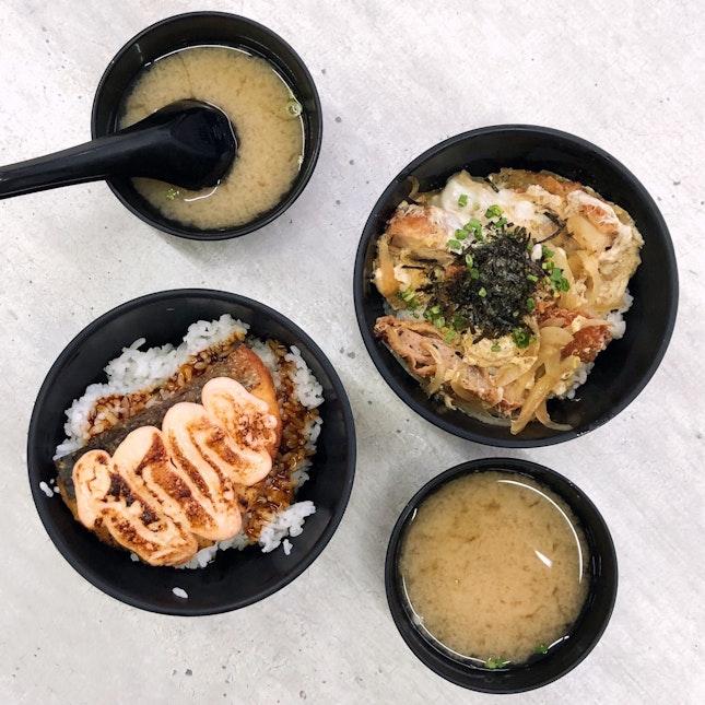Salmon Mentai Don ($8.50)