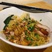 Ba Mee Moo Dang / Thai Wonton Noodles ($7.50)