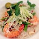 Thai Glass Noodle Salad.