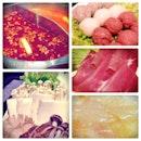 The tomato soup base was amazing!