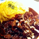 Beef in rich Mushroom Straganoff Sauce laced with light sour cream #sgfood
