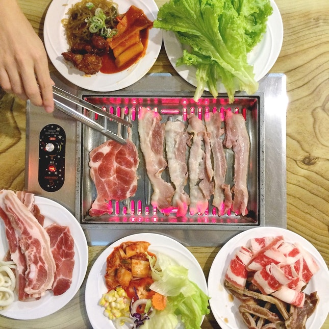 Ssikek Korean BBQ