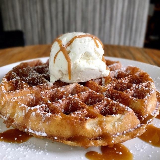 Buttermilk Waffle