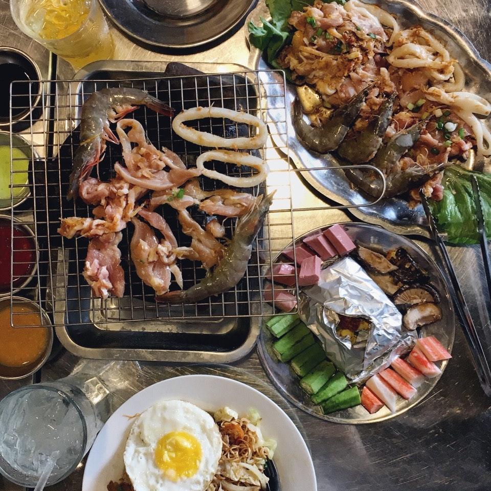 Vietnamese Charcoal BBQ