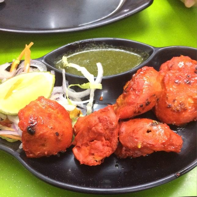 Chicken Tikka ($6)