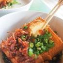 Braised Tofu ($3.50)