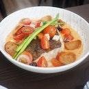 Seabass & Chorizo Sausage ($17.90+)