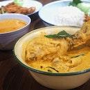 Curry Chicken Set ($6.80)