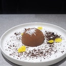 Chocolate Mousse Dome
